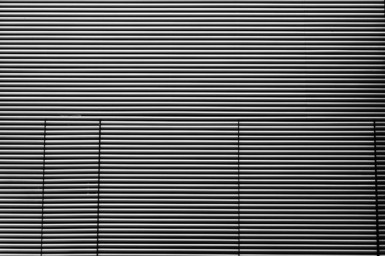 Full Frame Shot Of Corrugated Iron Wall