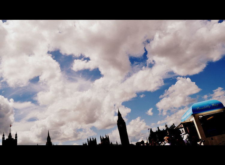 Architecture Big Ben Blue Building Built Structure City Ckl Cloud Cloud - Sky Cloudy High Section London Low Angle View Nature No People Outdoors Outline Overcast Photography Silhouette Sky Traveling Travellingthings Travellingtime Weather