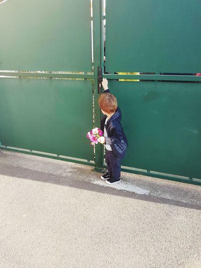 Child Portail Flower Fleurs Fleurs Du Jardin Urban Streetphotography Street Sweet Love