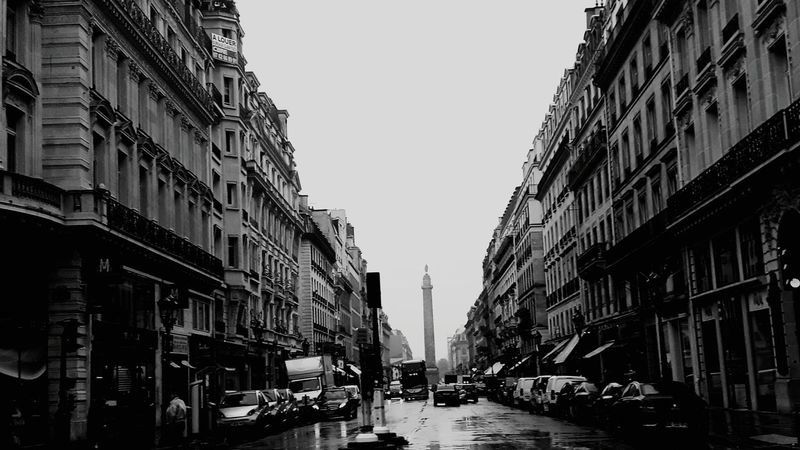 Paris France🇫🇷 Bonjour Paris Tourism Destination Tourist Attraction  Tourist Destination Route Boulevard Architecture Historical Building