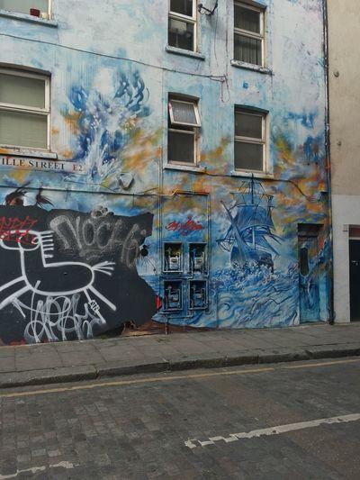 Shoreditch Shoreditch London My City Streetart Street Art Graffiti Urban Art
