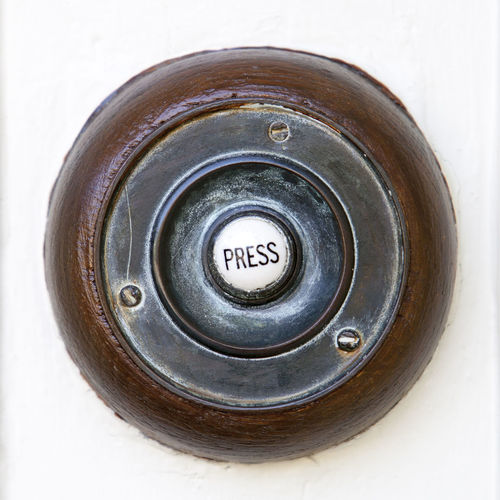 Old fashioned doorbell button Abstract Alert Antique Art Attention Seeking Bell Brown Button Circles Circles In Circles Close Up Close-up Detail Door Bell Doorbell Entrance Minimal Minimalism Minimalist Old Old Doorbell Old-fashioned Press Round Technology
