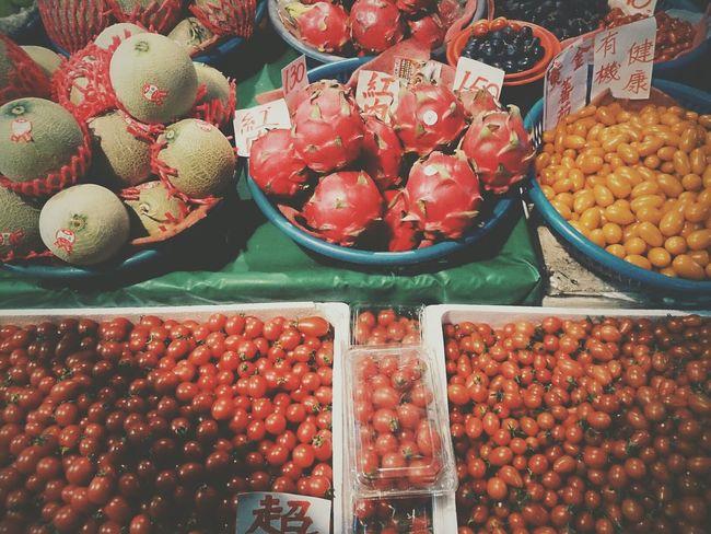 Vscocam Market Fruit Streetphotography