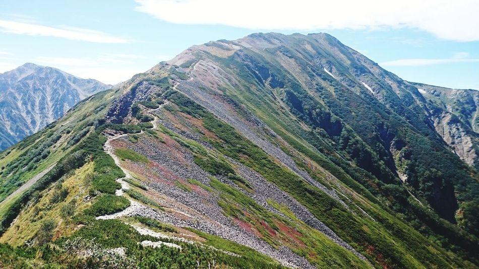 japanalps Japan Japanalps Nagano Hakuba Tsugaike Skyrunning