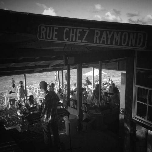 Happy Hours Chez Raymond Baierouge Sintmaarten Lifestyles IPhoneography