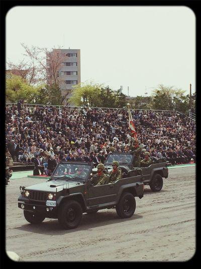 第1師団創立52周年・練馬駐屯地創立63周年記念行事 13 Apr. 2014 JGSDF 練馬駐屯地 Tokyo
