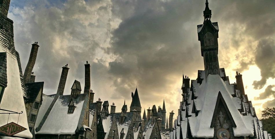 Fun with the Family at Universal Studios  Orlando Diagon Alley Harrypotter Epic Earth Epicearthco P7taylor