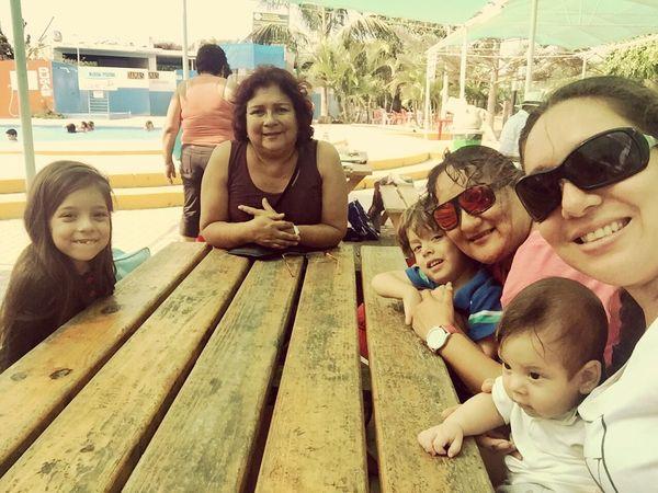 En familia ✨