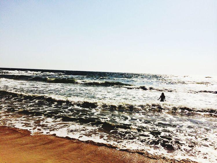 Summer Ocean Relaxing Hello World
