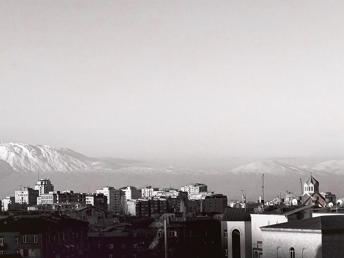 Mountain Architecture Mountain Range Built Structure City Building Exterior No People Beauty In Nature Sky Scenics Travel Destinations Outdoors Nature Cityscape Blackandwhite Ararat Mountain Nature Armenia Ararat  Yerevan Window View From My Window Shushannaagapiphoto Shushannaagapi EyeEmNewHere Welcome To Black