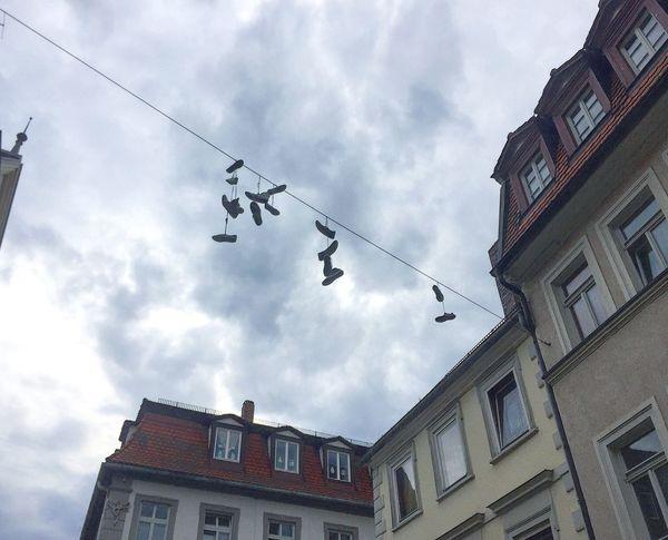 Shoes Schule Washing