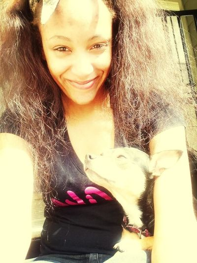 Pics With My PUPPAY!