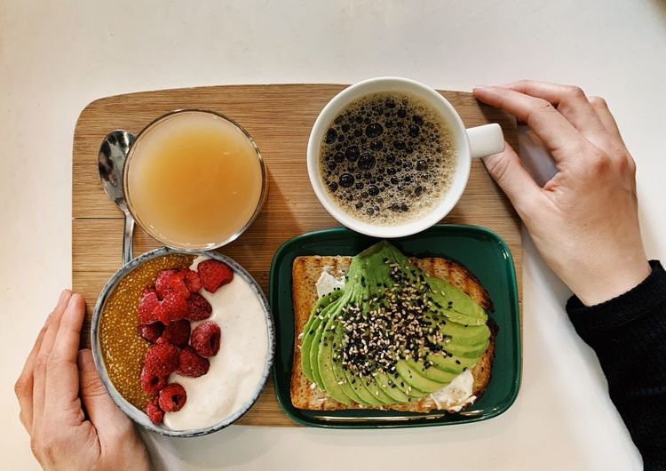 Vegan Vegan Breakfast Hipster Breakfast Avocado Toast  Nordic Order Food And Drink Food Healthy Eating Freshness Fruit