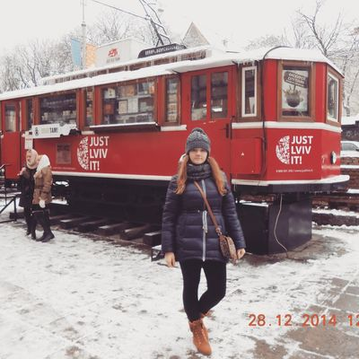 Just Lviv It ? That's Me Traveling