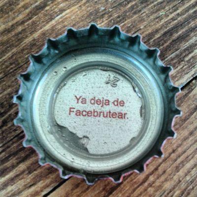 Sólo porque lo dice la.cerveza!!!