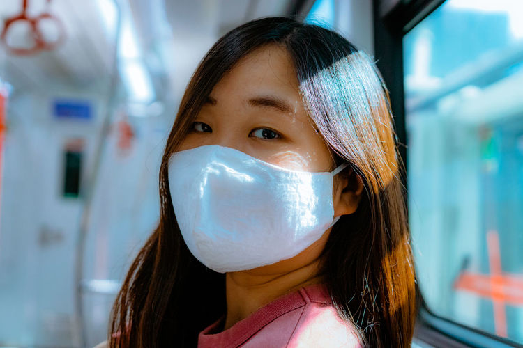 Wear masks during pandemic