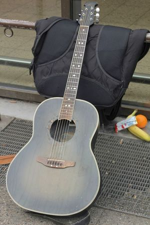 Close Up Close-up Directly Above Guitar Hobbies Music Musical Instrument No People Still Life