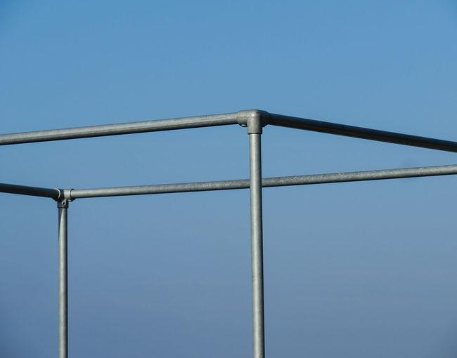 Blue Steel Sky Close-up Frame 17.62°