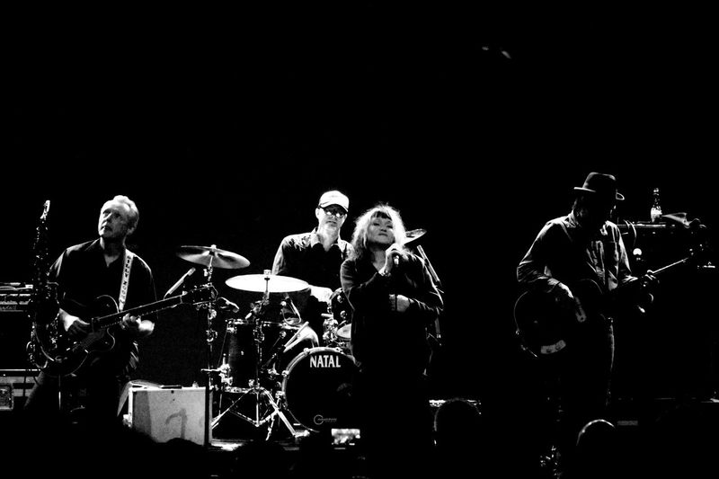 X - Live L. A. Punk Exene Cervenka John Doe Billy Zoom D.J. Bonebrake Ray Manzarek Sandiego Behind The Music Pentaxq Blackandwhite Concert Concert Photography