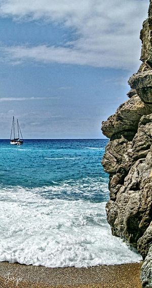 Mallorca Sea Sea View Taking Photos Photography Photograph Paraisonatural Enjoying Life Relaxing