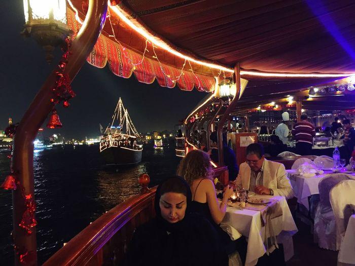 My Travel In Dubai Series: United Arab Emirates Hello World For My Own Photo Journal Travel Photography Exploring Dhowcruise Dubai❤ Lizara ❤️