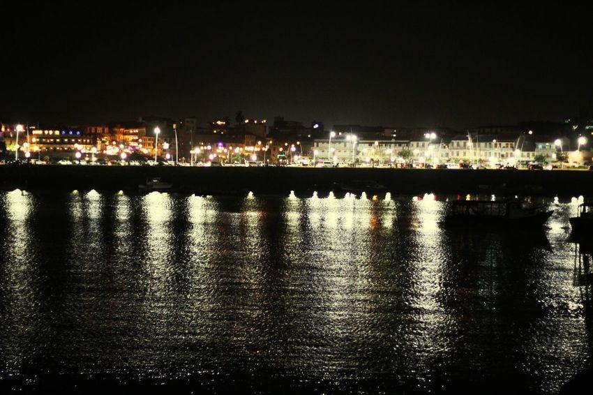 Casco Viejo Panama Cinta Costera Pty Street Night