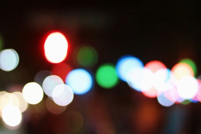 Bokeh of the lights on a busy traffic Illuminated Lighting Equipment Night Light Effect Defocused Decoration Glowing Electric Light No People Fairy Lights Pattern Celebration Disco Lights Christmas Projection Equipment Light Bulb Christmas Decoration Outdoors Multi Colored Close-up EyeEm Selects EyeEmNewHere Singapore The Purist (no Edit, No Filter) Bokeh
