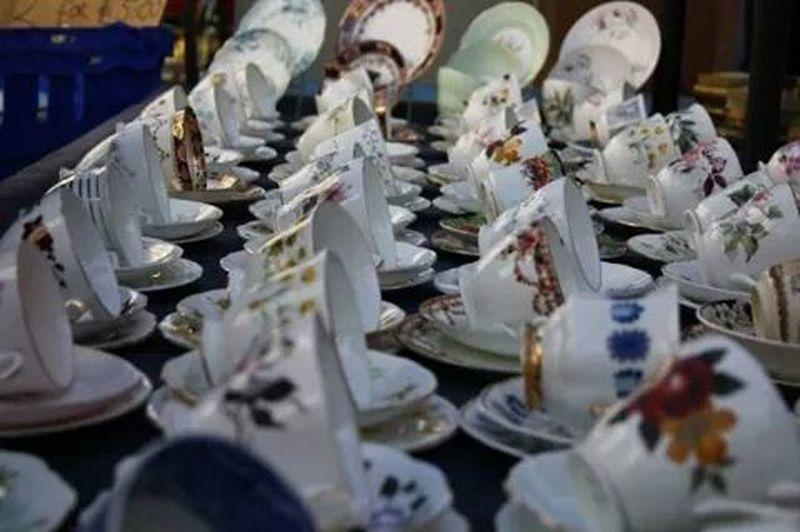 Travelling London Portobello Market Detailsofmylife Depth Of Field Urban Life Tea Time