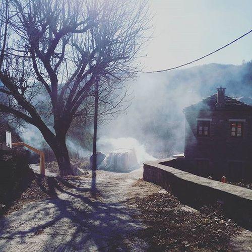 Village stories (Kipoi, Zagori, Epirus) Zagori Ioannina Kipoi Village Winter Epirus