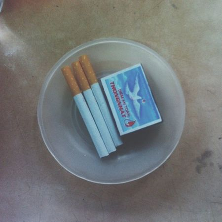 Cigarette  Thongnhatdiem CF