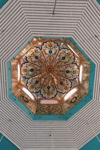 Pattern Textured  Sikh Temple Design
