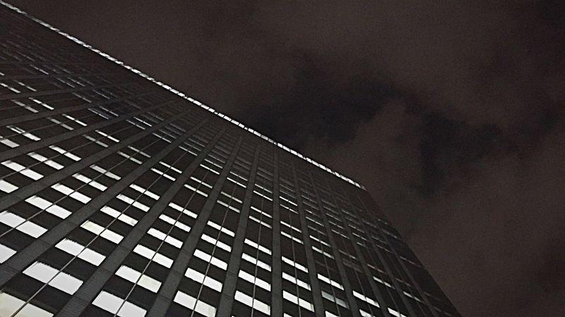 Walking The Stairs Working Architecture EyeEm Best Edits Black & White Blackandwhite EyeEm Best Shots - Black + White Sky And Clouds Sky_collection EyeEm Gallery