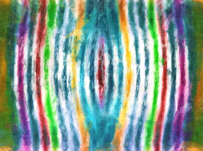 Full frame shot of rainbow over water