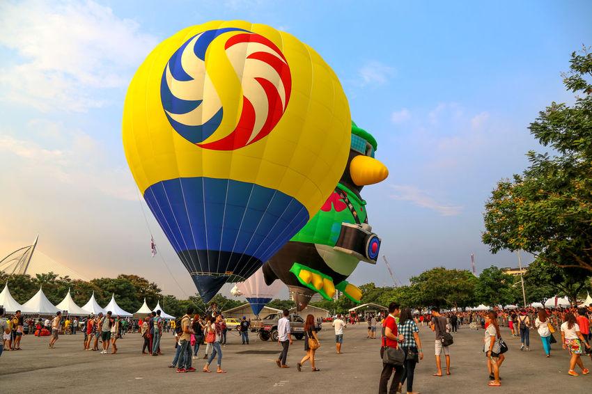 Ballooon Fiesta Balloon Festival Balloon Ride Balloonfiesta  Ballooning Ballooning Festival Balloons Giantballoon Putra Jaya