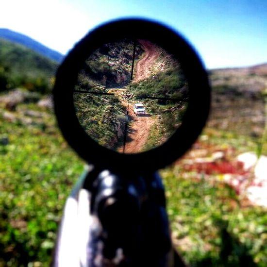 Bang On Target Meizumx4 PhonePhotography Idf Sjmike Israel Mountain