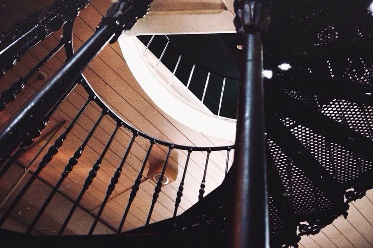 stairs. Vscocam