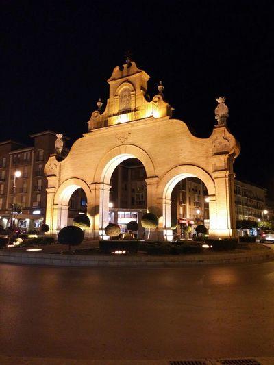 Puerta de Estepa.