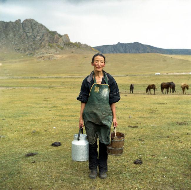 Native Mongolian The Portraitist - 2018 EyeEm Awards