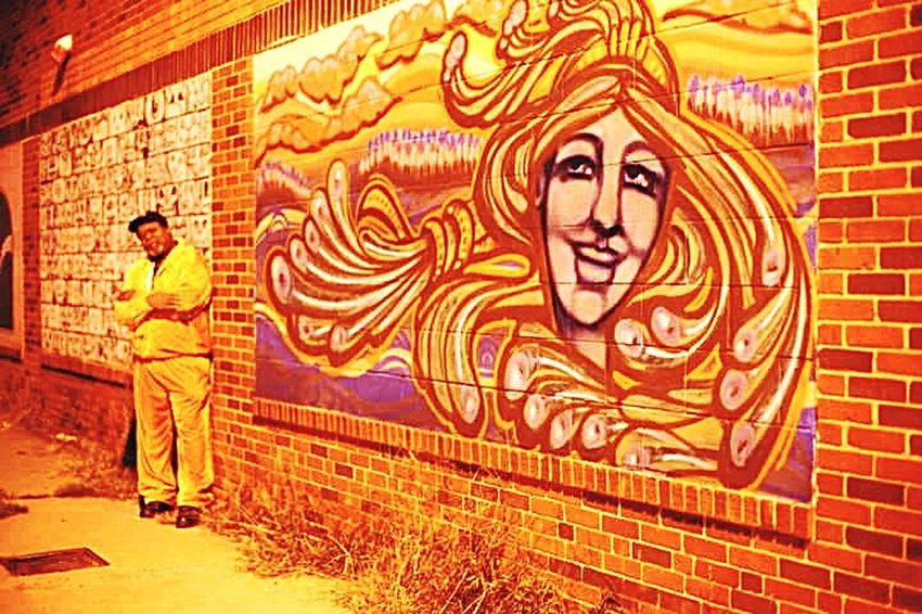 Paint The Town Yellow yellow glow mural One Man Only Full Length One Person Arts Culture And Entertainment Blackberry Castle Photography Multimedia Journalist Reggie Banks Sr Close-up Illuminated Neon Life Perspectives Of Mind The Week On EyeEm Perspectives On Nature Mobility In Mega Cities The Portraitist - 2018 EyeEm Awards The Photojournalist - 2018 EyeEm Awards The Street Photographer - 2018 EyeEm Awards HUAWEI Photo Award: After Dark
