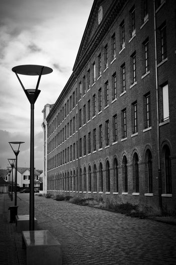 Ancienne caserne Tallendier Bw_collection Blackandwhite Architecture Streetphoto_bw
