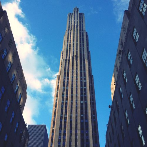 The Rock Architecture NYC Escaping