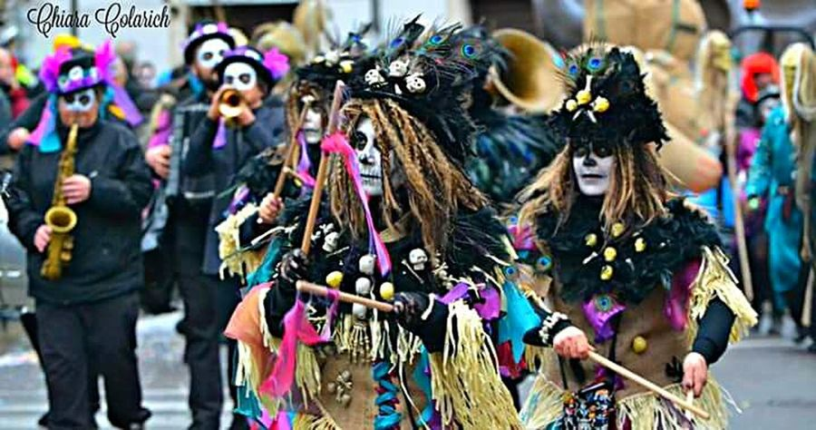 💀👹Taking Photos Teschio  Scheletri Horror Karnival Pickoftheday Carnevale Di Muggia Carnival Spirit Carnevaldemuja63 Colori Makeup Colors Of Carnival Carnival Party Carnevale Photography Nikonphoto Carnevale2016
