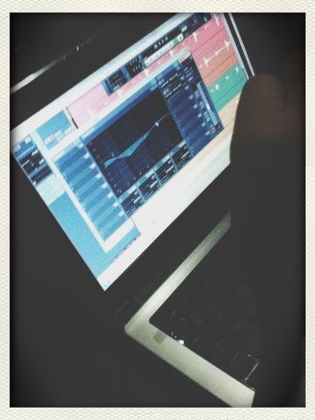 Editando una canción !!!!