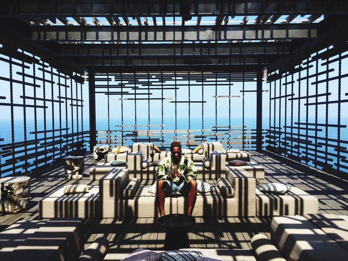 Concept architectural époustouflant .. Méditation... View Bali Cage Ballerlife Holiday