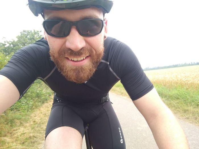 Adventure Club Cycling Nofilternoedit Oneplusthree Sports Selfies Beard Smile