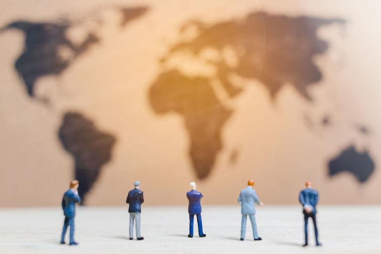 Business Figure Growing Man Businessman Concept Contract Deal Figurine  Finance Financial Focus On Foreground Marketing Mini Miniatur Wunderland Miniature People Model Money Outdoors People Success Wealth