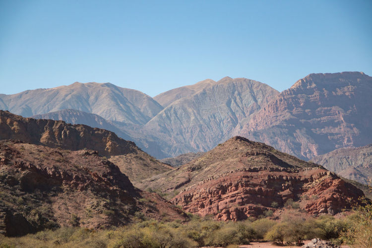 Argentina salta landscape