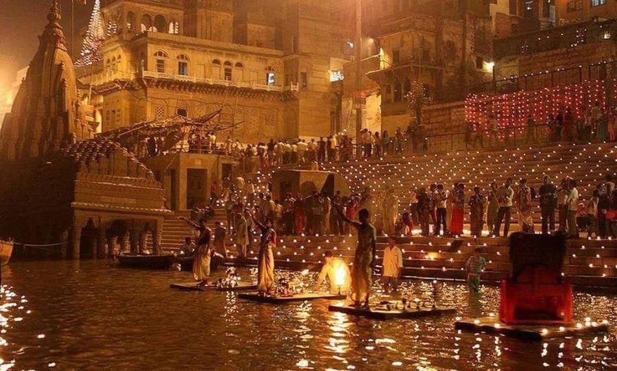 Celebration Illuminated Cultures Tradition Night City