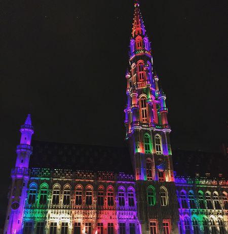 Grandplace Brussels Belgium Orlando Prayfororlando Worldpeace
