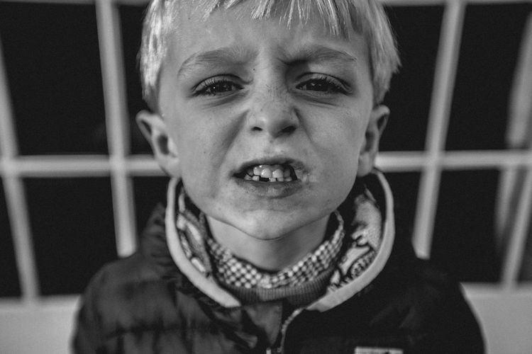 5 Years Old First Tooth Memories Baby Teeth Blackandwhite Blond Hair Boy Childhood Close-up Growing Up Lost Tooth Missing Tooth Portrait Smiling Teeth Tooth Tooth Fairy